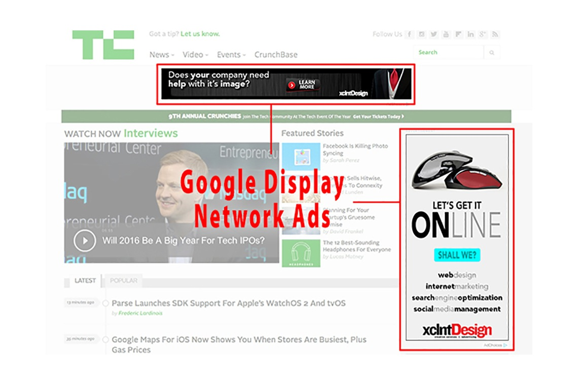 Advertising with the Google Display Network