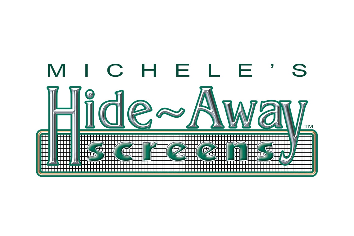 Bring in the Breeze with Michele's Hide-Away Screens
